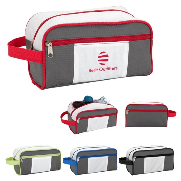 Promotional Weston Deluxe Toiletry Bag