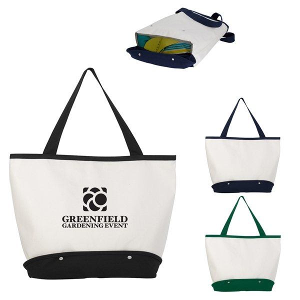 Promotional Sifter Beach Tote Bag