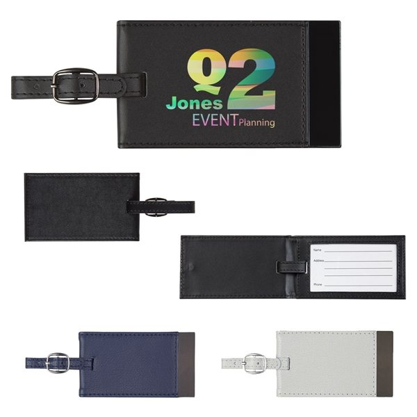 Promotional Executive Luggage Tag