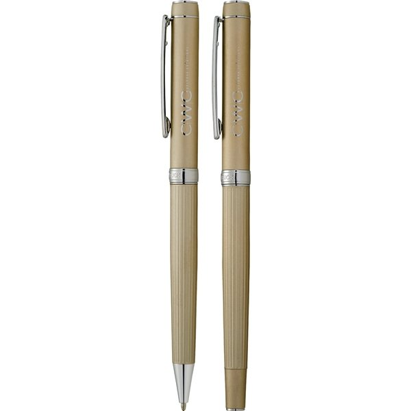 Promotional Cutter Buck(R) Bainbridge Pen Set