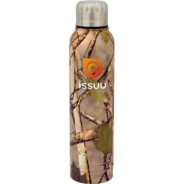 Promotional 17 oz Muskoka Fall(TM) MOD Vacuum Water Bottle