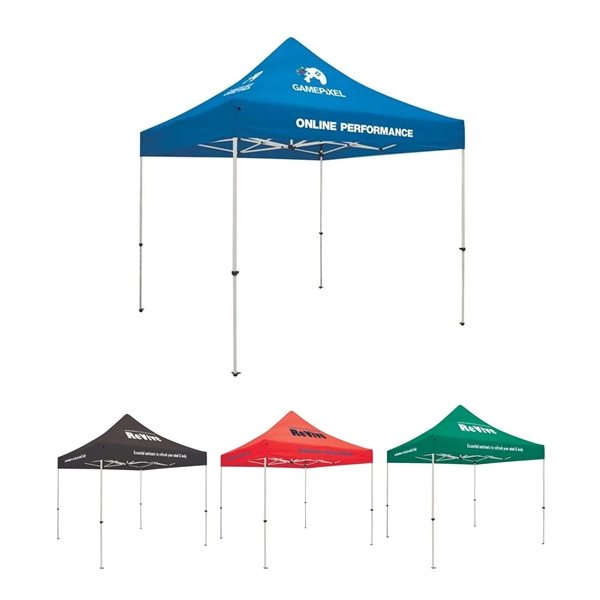 Promotional 10 standard Tent Kit - 3 location - thermal print