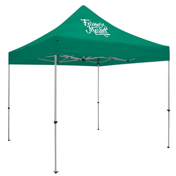 Promotional 10 deluxe Tent Kit - 1 location - thermal print