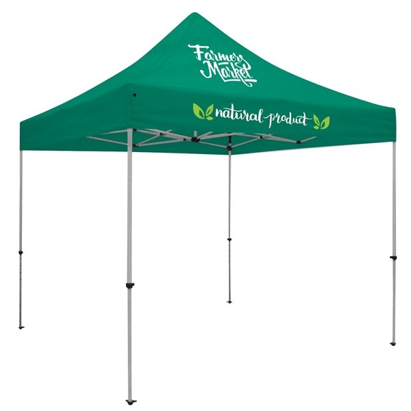 Promotional 10 deluxe Tent Kit - 2 location - thermal print