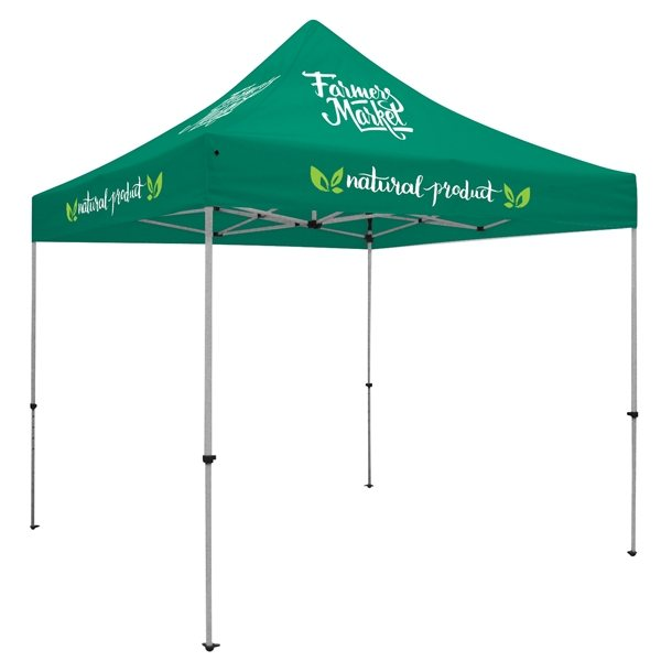 Promotional 10 Deluxe Tent Kit - 4 Location - Thermal Print
