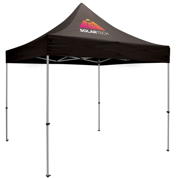 Promotional 10 Premium Tent Kit - 1 Location - Thermal Print