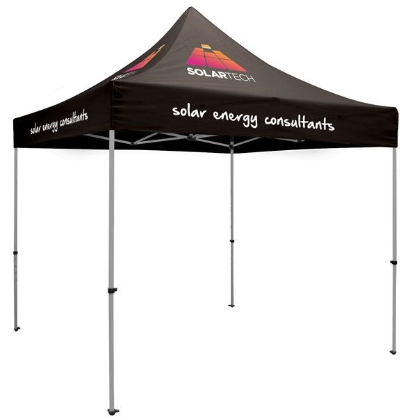 Promotional 10 premium Tent Kit - 6 location - thermal print