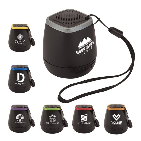 Promotional Ring Series Compact Bluetooth Speaker
