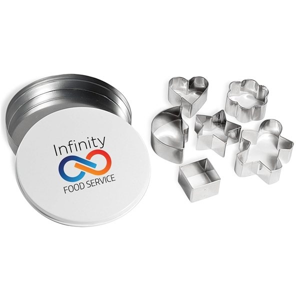 Promotional Holiday Mini Cookie Cutter Collection
