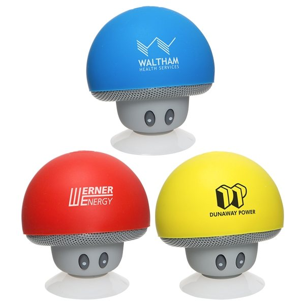Promotional Upbeat Mini Mushroom Wireless Speaker