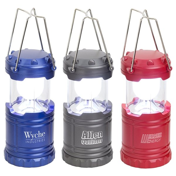 Promotional Retro Pop Up Lantern