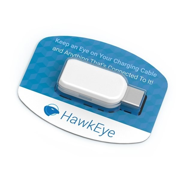 Promotional HawkEye Charging Cable Security Alarm