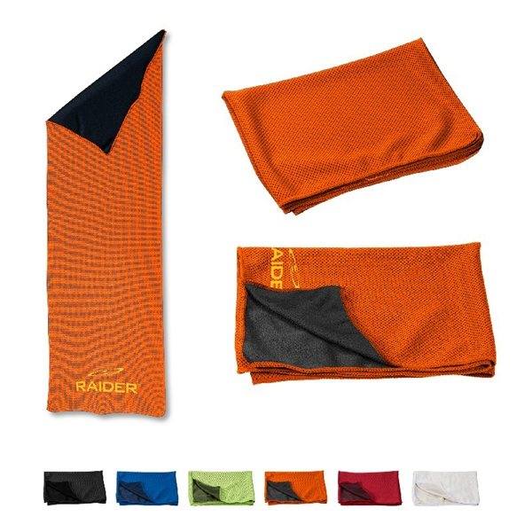 Promotional 50/50 Nylon / Polyester Cooling Towel