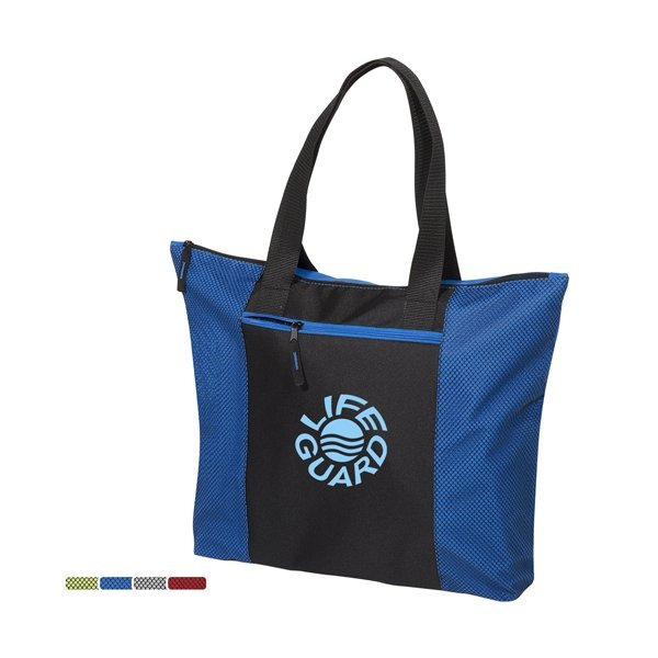 Promotional Polyester Porter Tote Bag