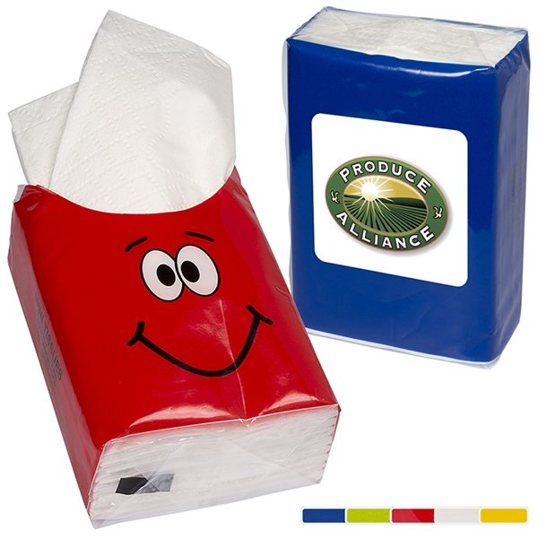 Promotional Mini Tissue Pack - Goofy Group(TM)