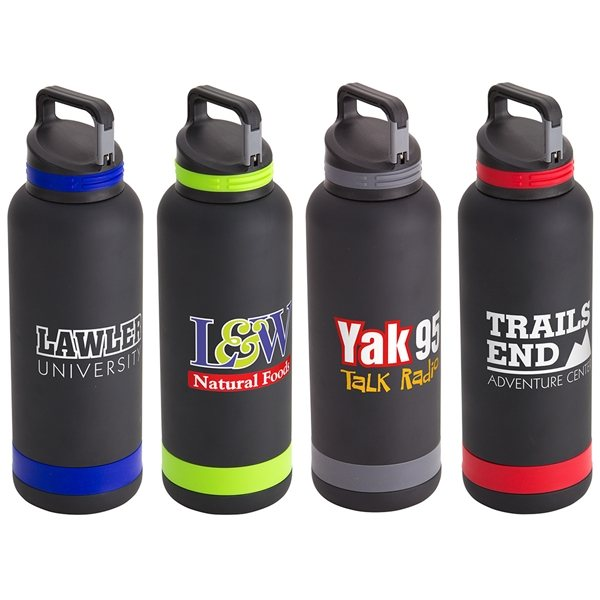 Promotional Trenton 25 oz Vacuum Insulated Stainless Steel Bottle