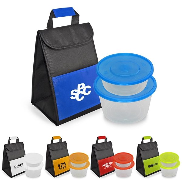 Promotional Insulated Lunch - To - Go