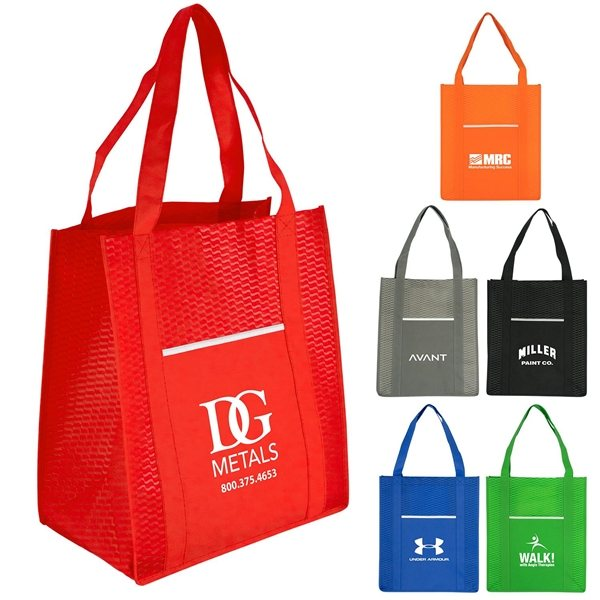 Promotional Wave Grocery Shopper