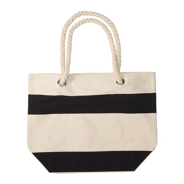Promotional 16 oz Portsmouth Cotton Canvas Boat Tote