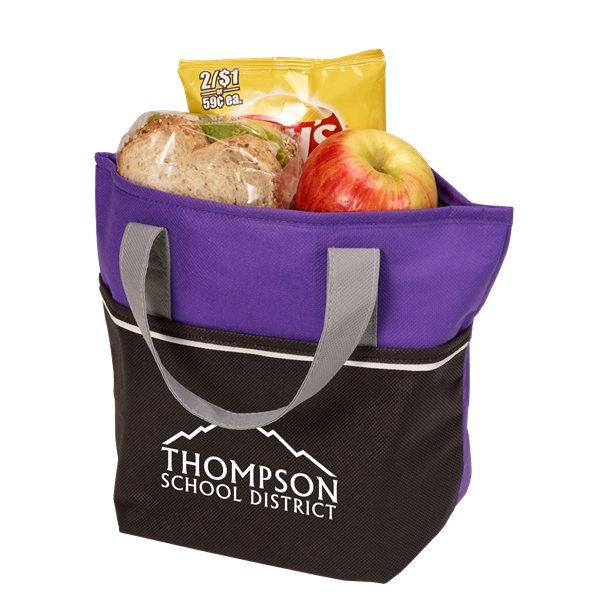 Promotional Non - Woven Carry - It(TM) Cooler Tote