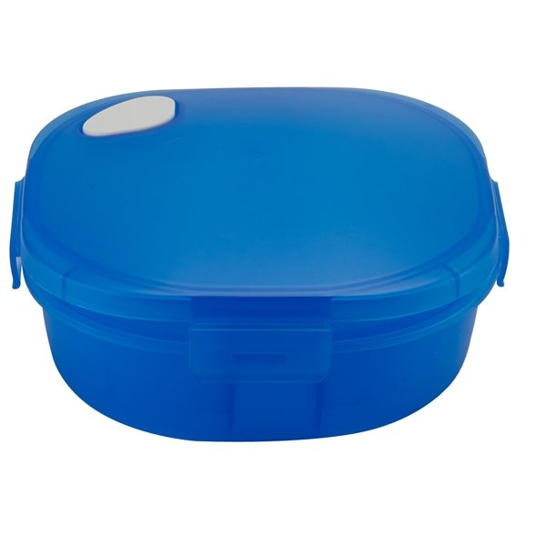 Promotional Steam - In(TM) Snap Closure Food Container