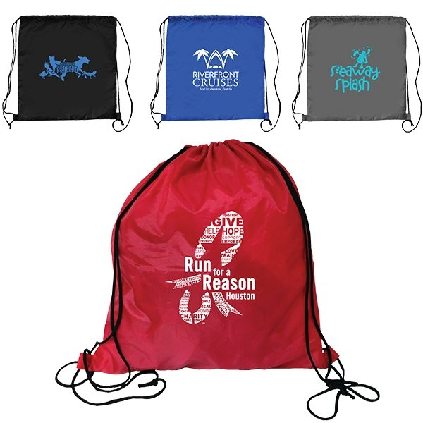 Promotional RPET Drawstring Backpack