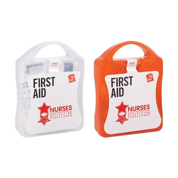 Promotional MyKit(TM) 21- piece First Aid Kit