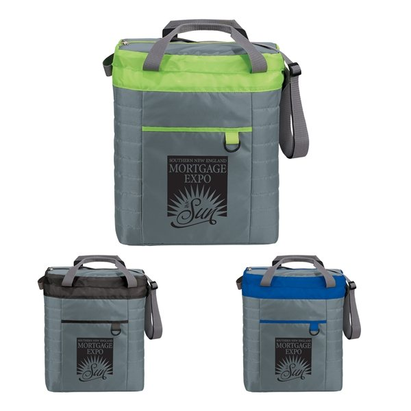 Promotional Quilted 36- Can Event Cooler