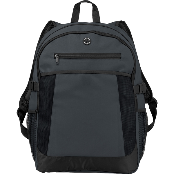 Promotional Expandable 15 Computer Backpack