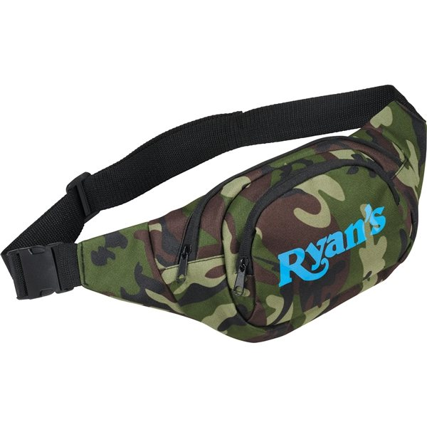 Promotional Camo Hunt Fanny Pack