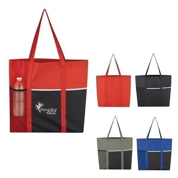 Promotional Non - Woven Boat Tote Bag