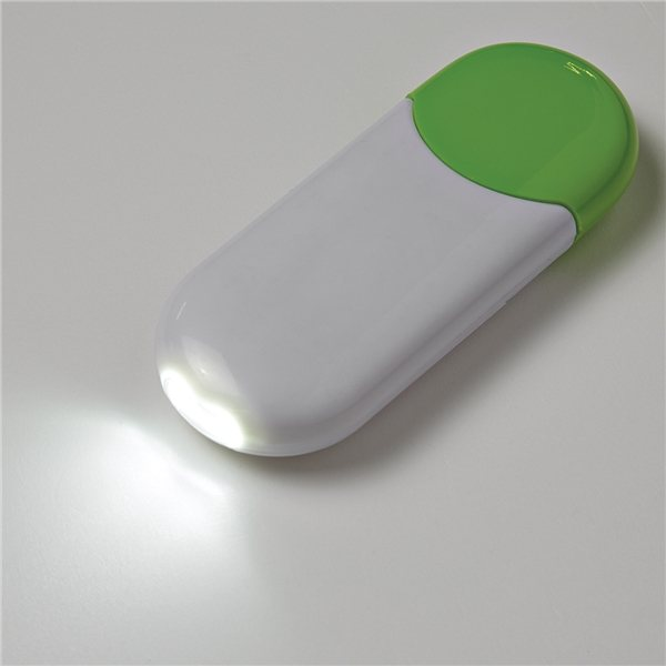 Promotional Handheld Fan With LED Light