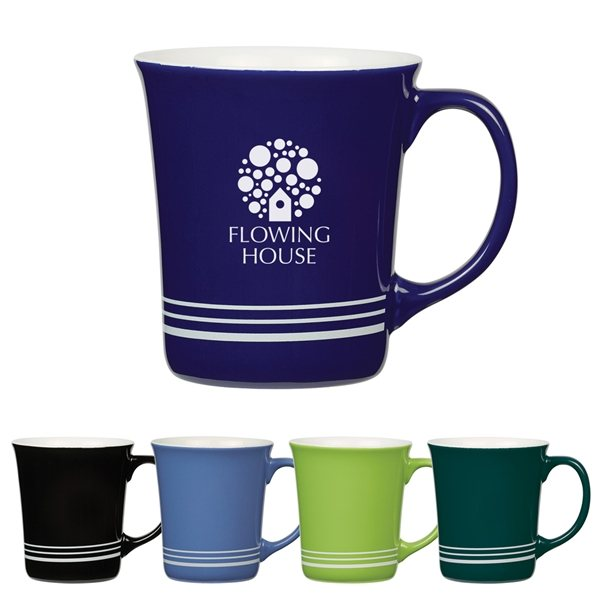 Promotional 16 oz Ring Mug