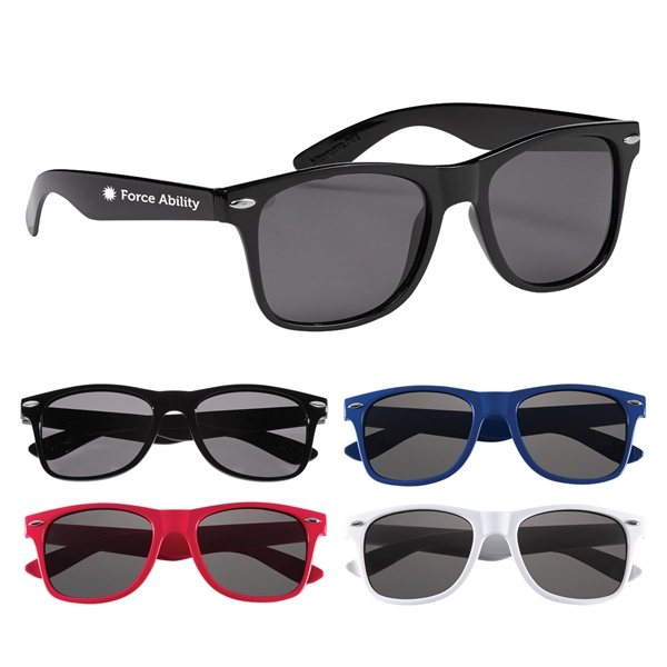 Promotional Polarized Malibu Sunglasses