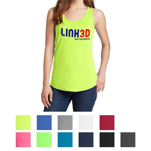 Promotional Port Company(R) Ladies Core Cotton Tank Top