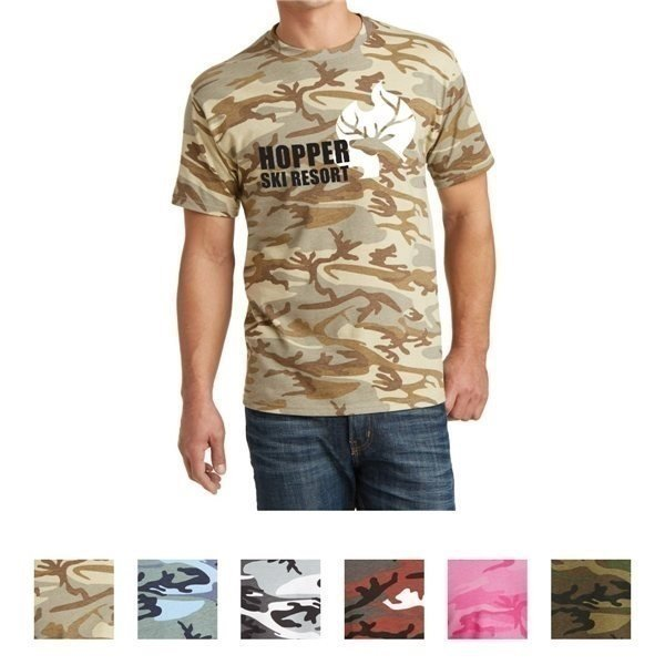 Promotional Port Company(R) Core Cotton Camo Tee