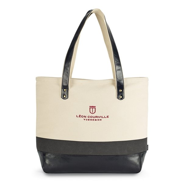 Promotional Kinsley Cotton Tote - Black