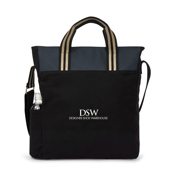 Promotional Charlie Cotton Tote - Black
