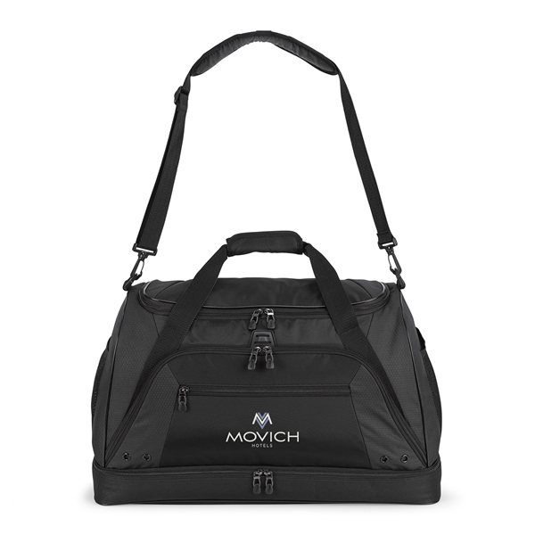 Promotional Vertex Commander Travel Bag - Black