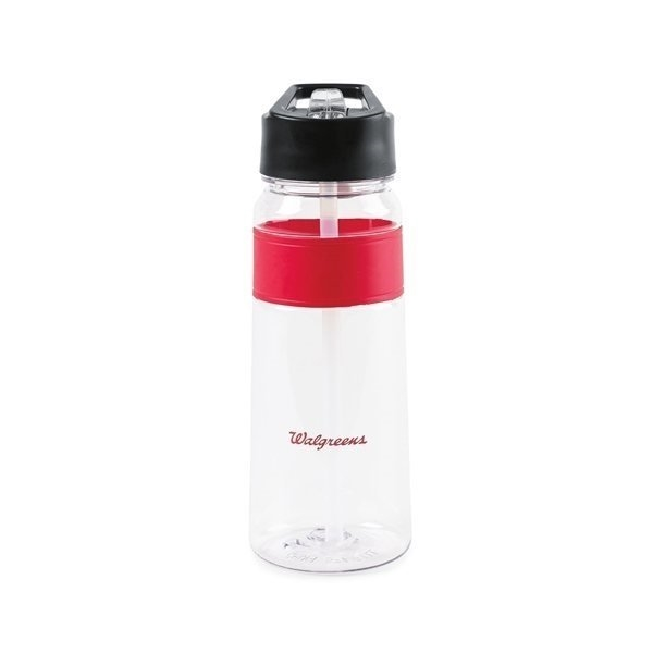 Promotional Calypso Tritan Hydration Bottle - 25 oz - Red