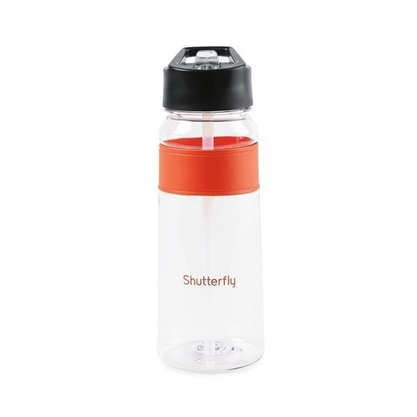 Promotional Calypso Tritan Hydration Bottle - 25 oz - Solar Orange