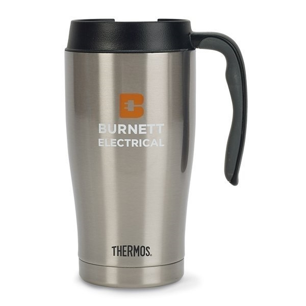 Promotional Thermos(R) Stainless Steel Travel Mug - 22 oz