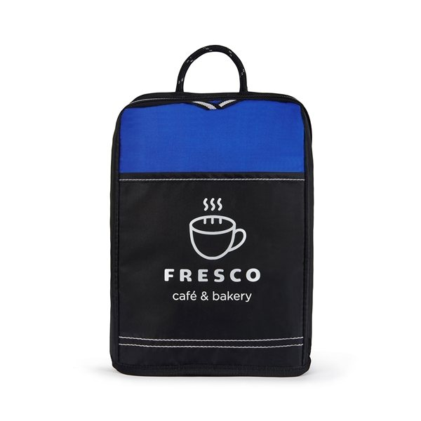 Promotional Carnival Lunch Cooler - Royal Blue