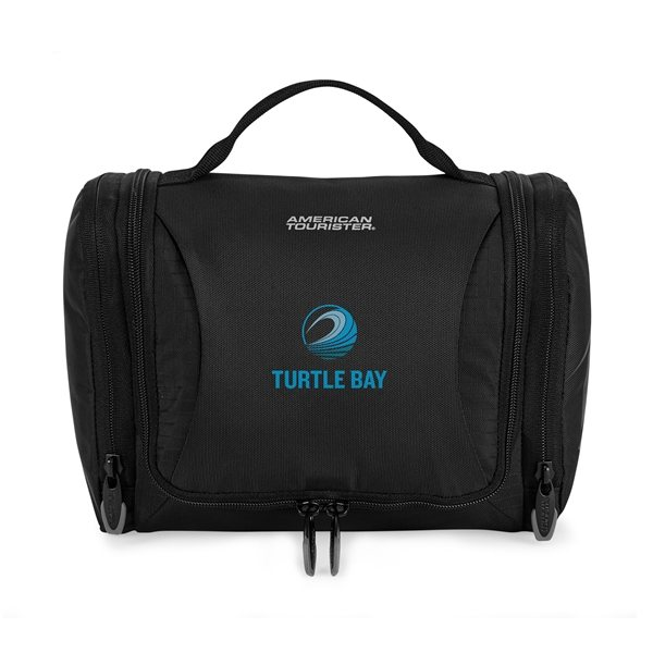 Promotional American Tourister Voyager Amenity Case - Black