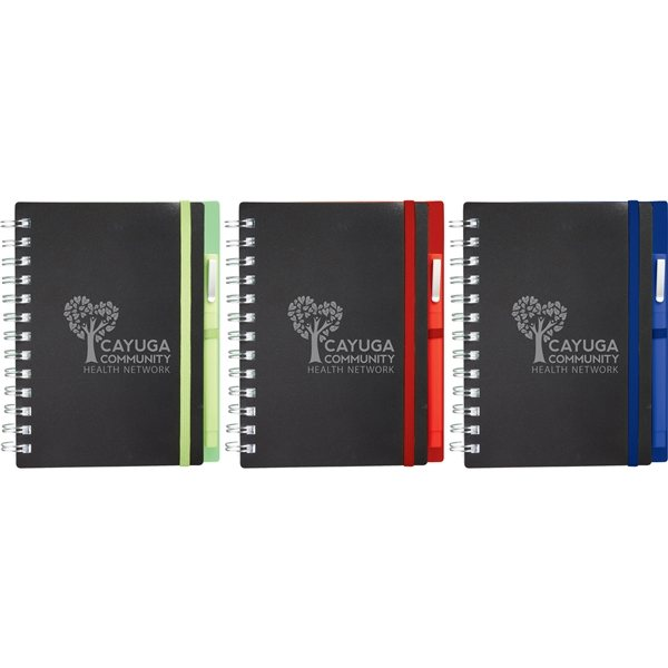 Promotional Color Pop Spiral JournalBook(TM) Bundle Set