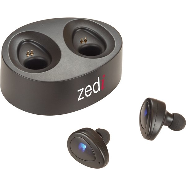Promotional Micro True Wireless Earbuds Powercase