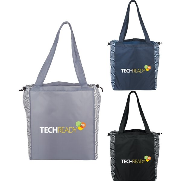 Promotional TRENZ Large Cinch Tote
