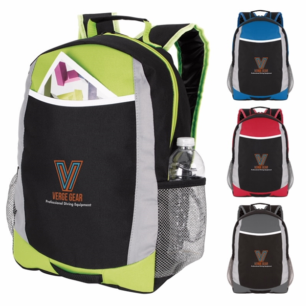 Promotional Primary Sport Backpack