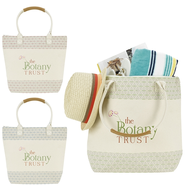 Promotional Countryside Cotton Tote