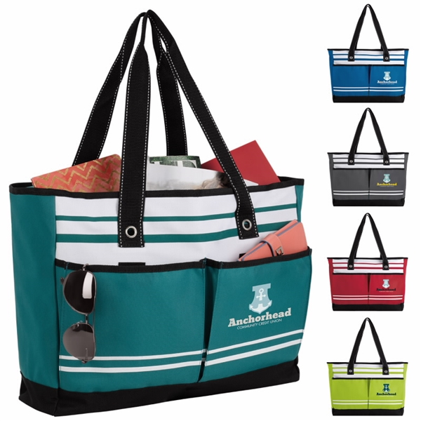 Promotional Two - Pocket Fashion Tote